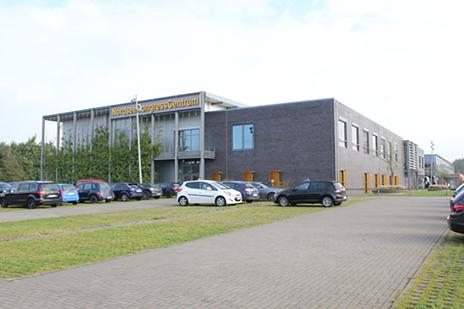das NordseeCongressCentrum in Husum